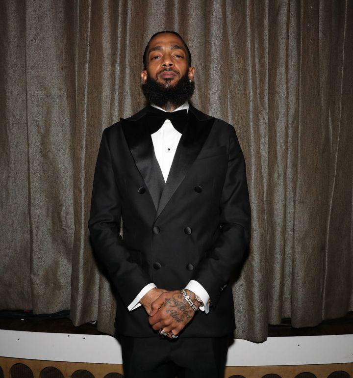 Best Male Hip-Hop Artist