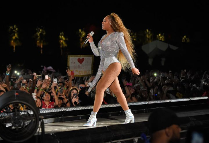 """Beyonce, Outstanding Variety Special, Directing In A Variety Special, """"Homecoming"""""""