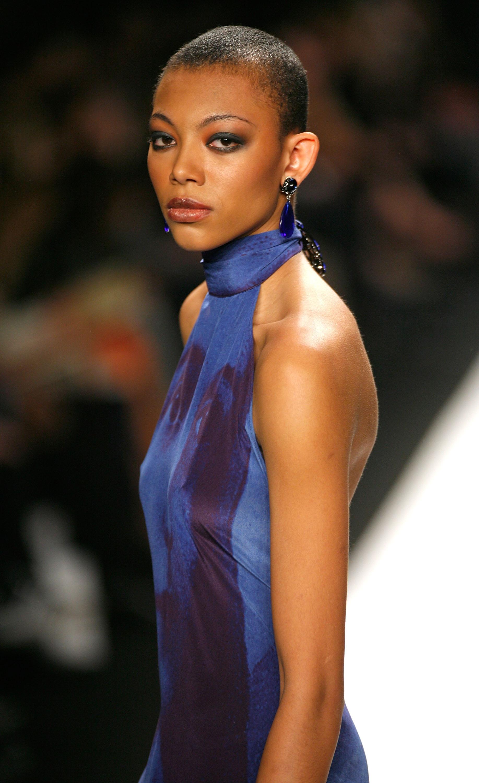 Mercedes-Benz Fashion Week Fall 2008 - ?Project Runway? Season 4 - Runway