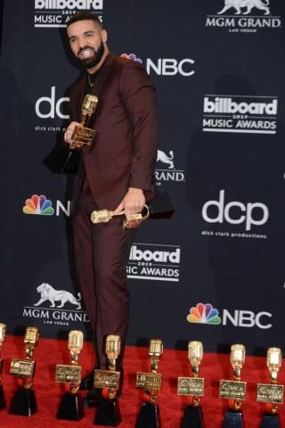 US-ENTERTAINMENT-MUSIC-BILLBOARD-AWARDS-PRESS ROOM