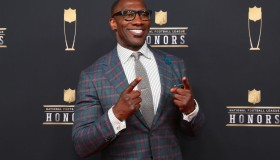 NFL: FEB 02 NFL Honors Red Carpet