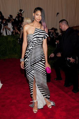 USA - The Costume Institute Gala For The 'PUNK: Chaos to Couture' exhibition At The Metropolitan Museum Of Art In New Yo