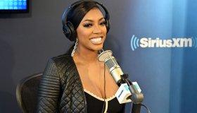 Celebrities Visit SiriusXM - April 29, 2019