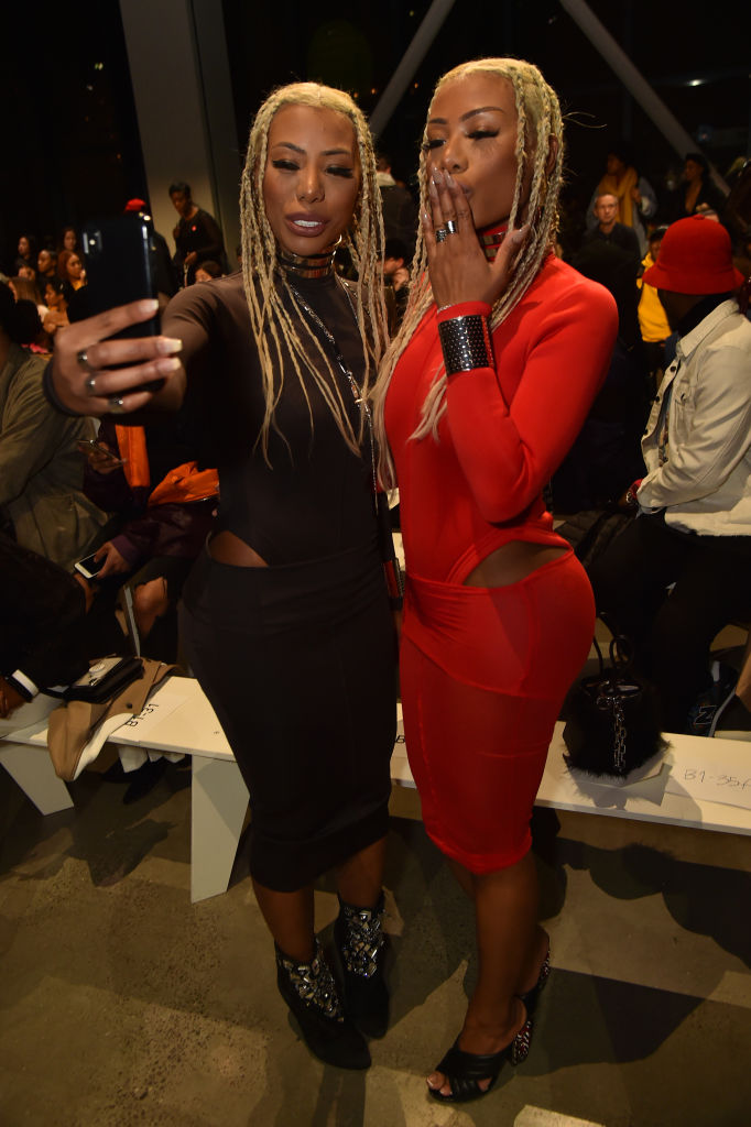 Pyer Moss - Front Row - February 2018 - New York Fashion Week: The Shows