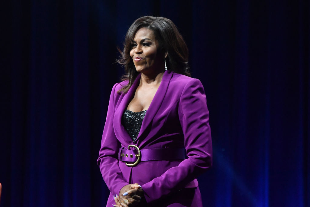 Becoming: An Intimate Conversation with Michelle Obama