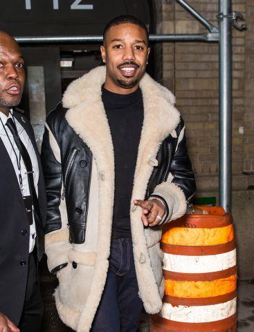 Celebrity Sightings In New York City - February 12, 2019