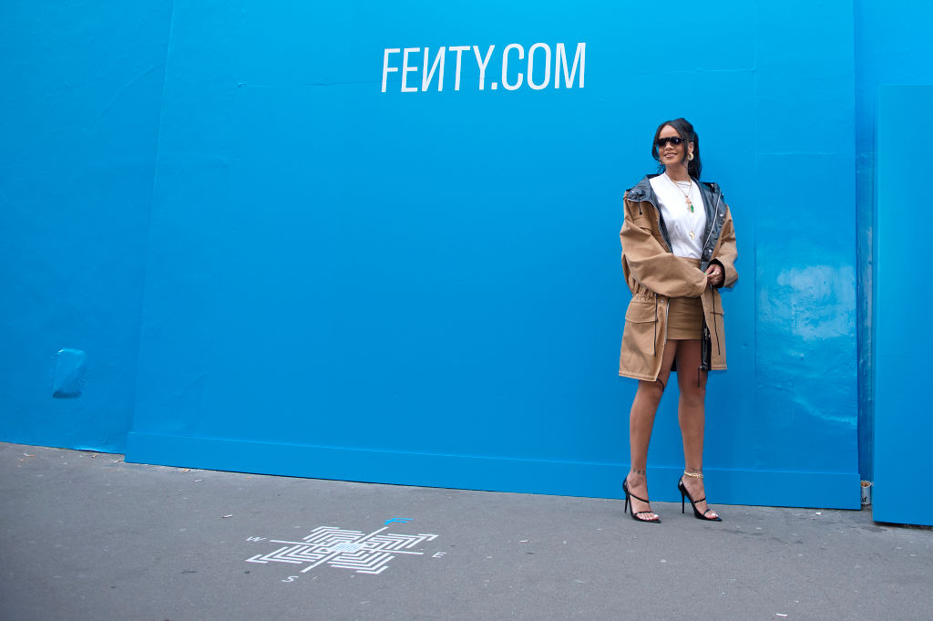 Fenty Exclusive Preview