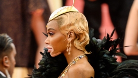 The 2019 Met Gala Celebrating Camp: Notes on Fashion - Street Sightings