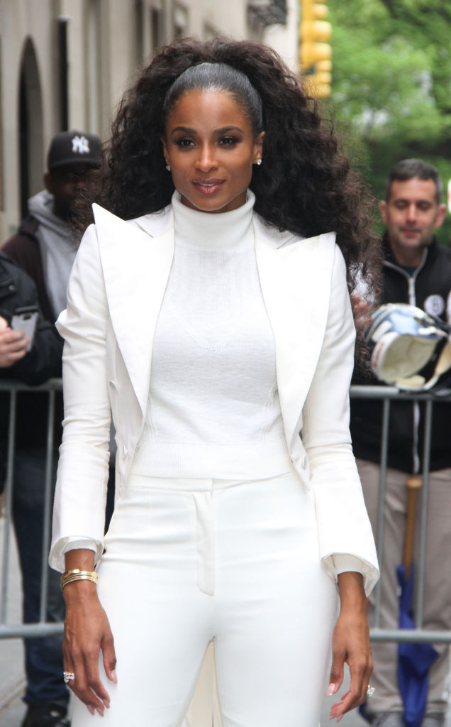 Celebrity Sightings In New York - May 10, 2019
