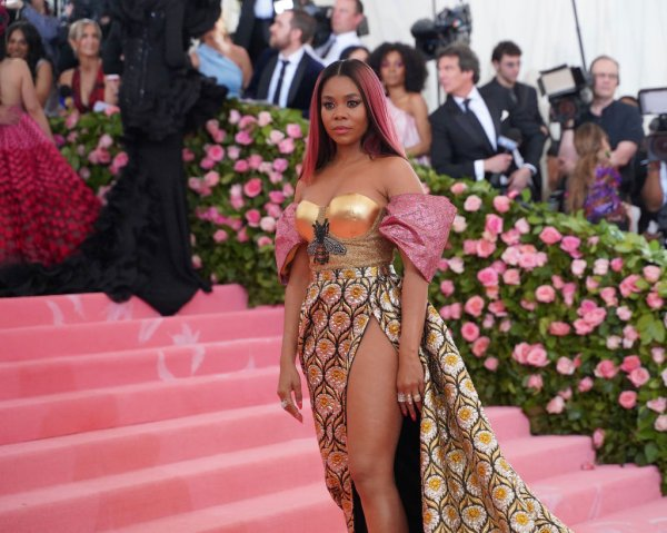 """The Metropolitan Museum Of Art's 2019 Costume Institute Benefit """"Camp: Notes On Fashion"""""""