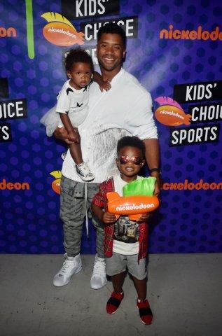 Nickelodeon Kids' Choice Sports 2018 - Backstage
