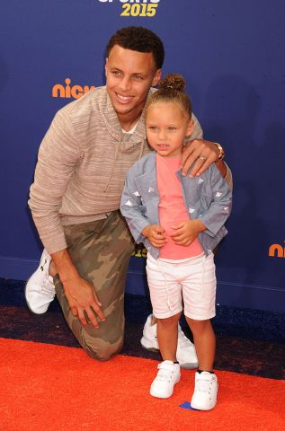 Nickelodeon Kids' Choice Sports Awards 2015 - Arrivals