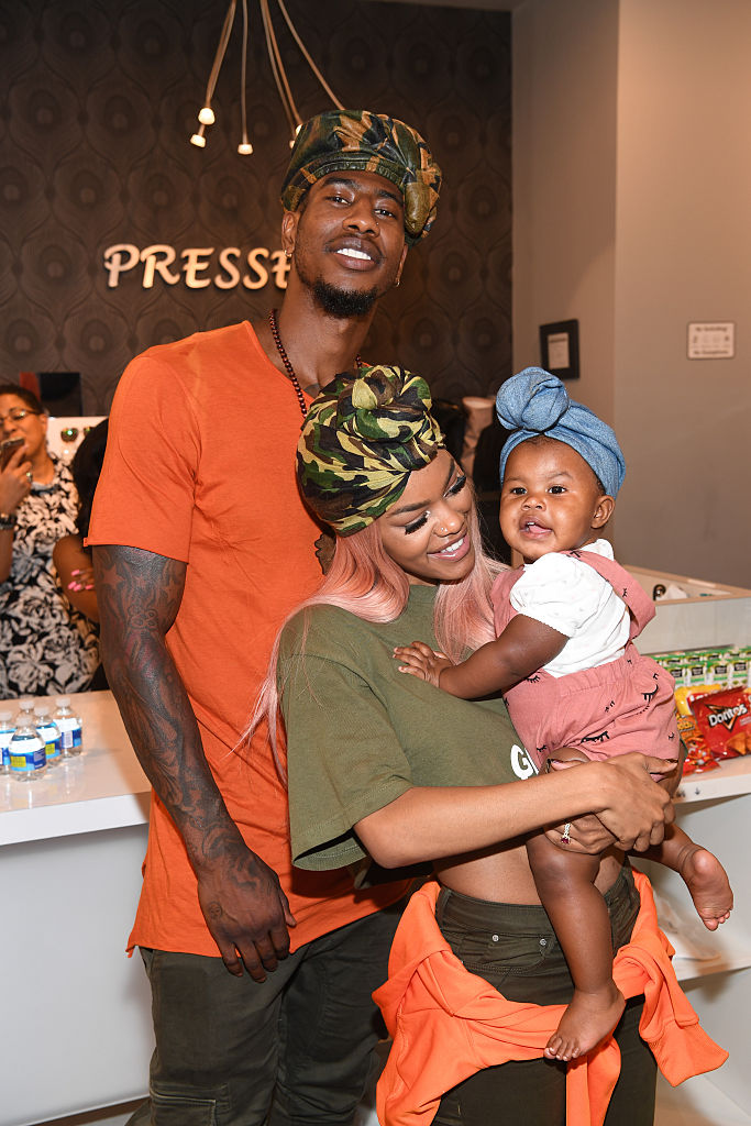 Baby Buddha Bug Collection Hosted By Teyana Taylor & Iman Shumpert