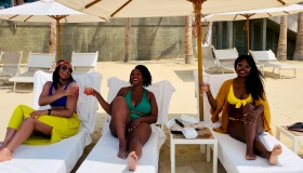 Danielle James and Friends In Cabo