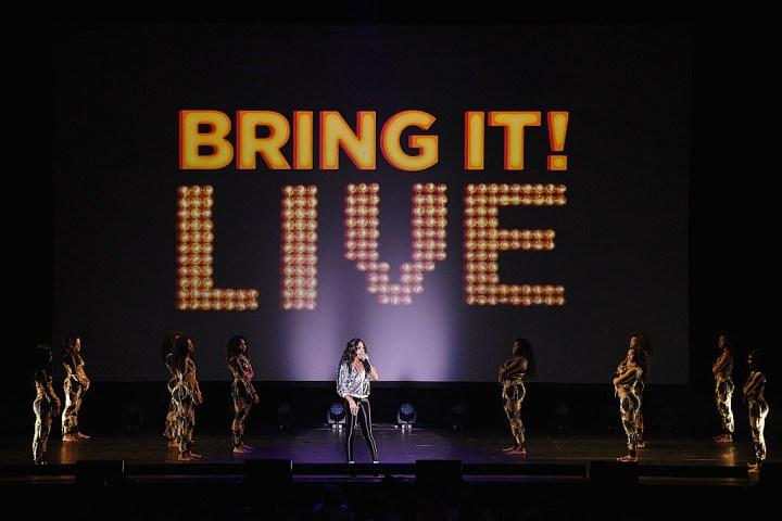 Bring It! Live 2016 Tour