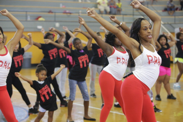 "Lifetime's New Series ""BAPS"" And Hit Dance Series ""Bring It!"" Join The Festivities At The 2014 Essence Music Festival In New Orleans"