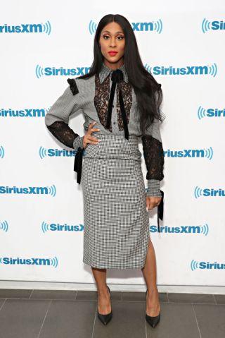Celebrities Visit SiriusXM - June 6, 2019