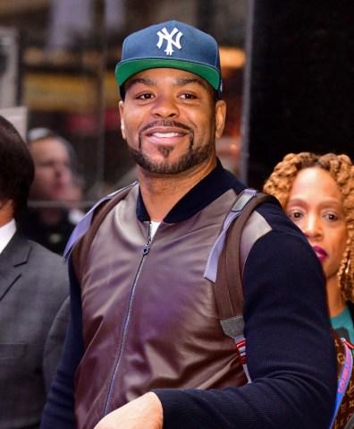 Celebrity Sightings in New York City - November 9, 2018