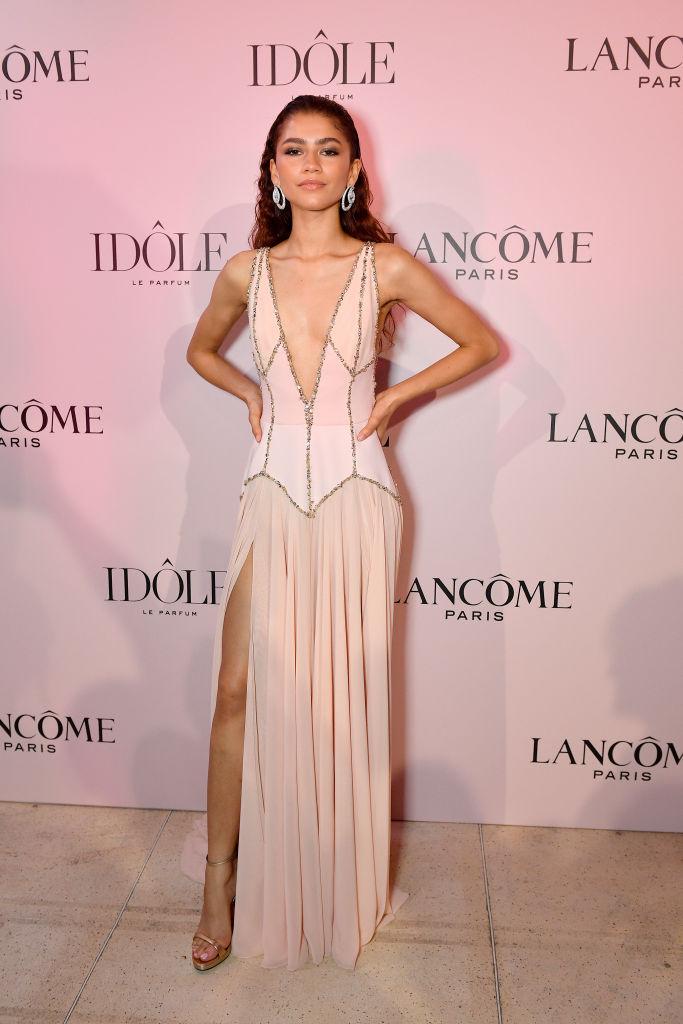 Lancôme Announces Zendaya As Face Of New Idôle Fragrance