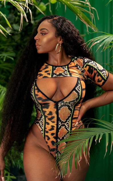 Ashanti X PrettyLittleThing Collection
