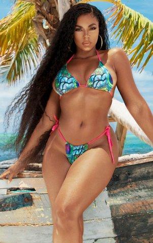 Ashanti X PrettyLittleThing Collection