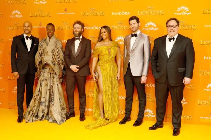 """""""The Lion King"""" - European Premiere - VIP Arrivals"""
