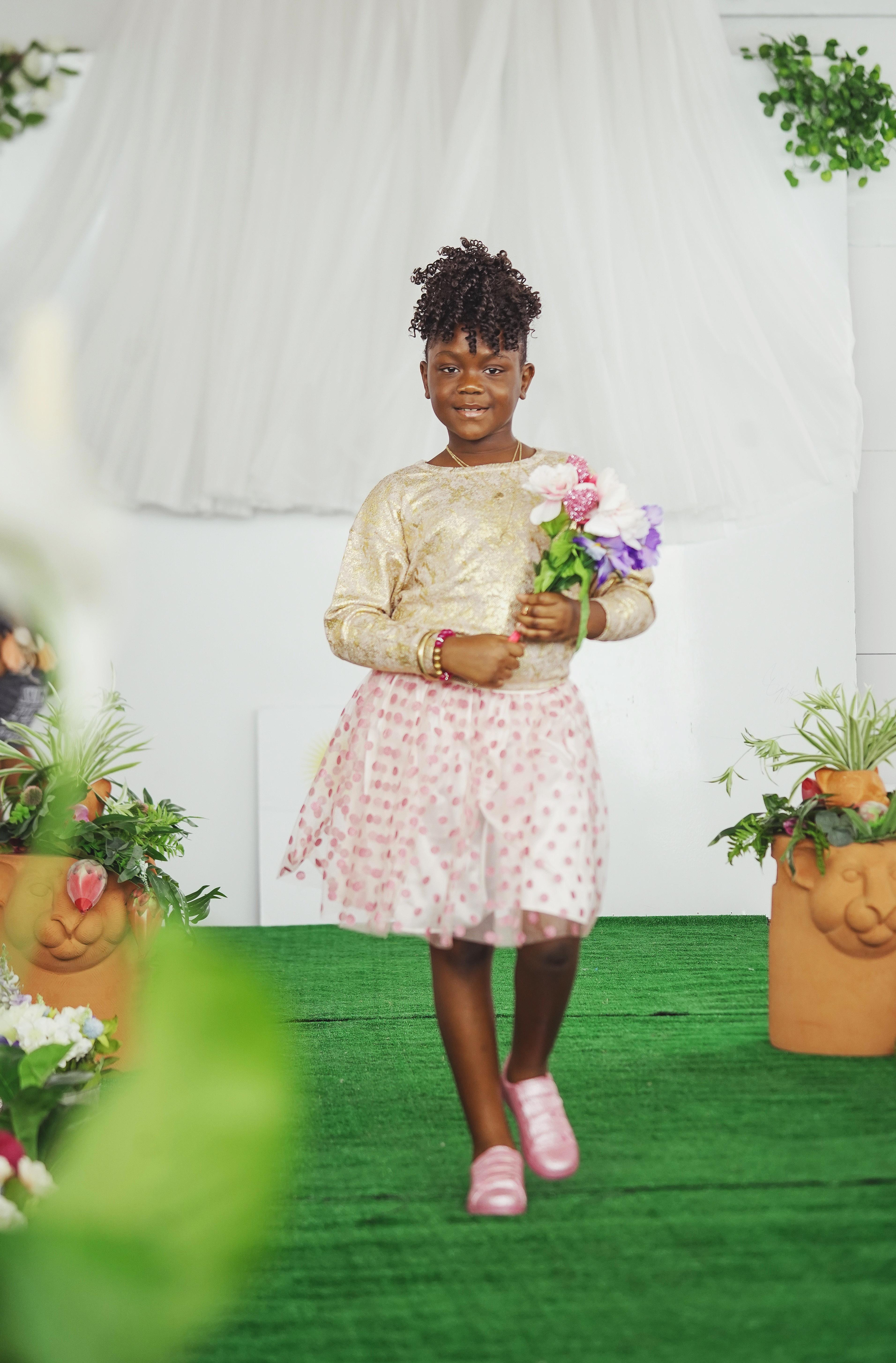 Sunni Dai Kids Fashion Week