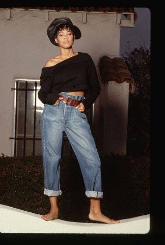 Actress Lela Rochon