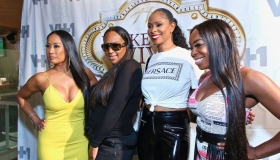 OG And CECE's Basketball Wives Viewing Party