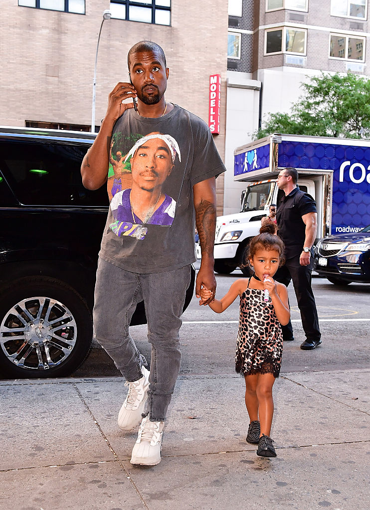 Celebrity Sightings in New York City - August 29, 2016