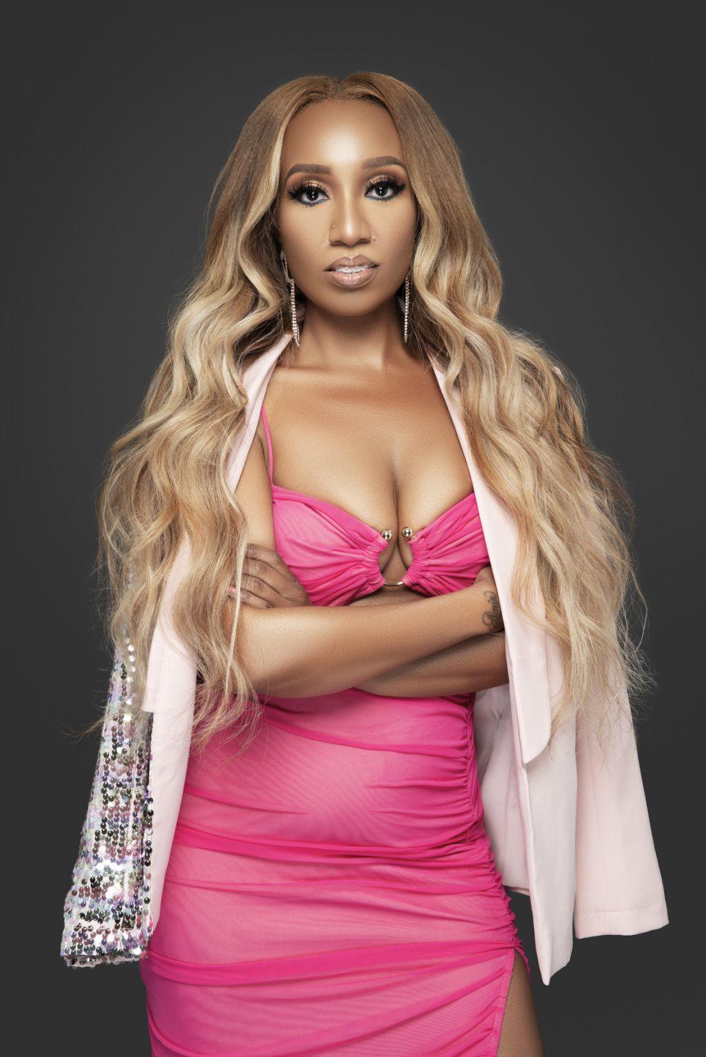 Celebrity Hairstylist Nafisah Carter