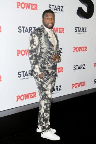 "Curtis ""50 Cent"" Jackson attends the Power Final Season..."