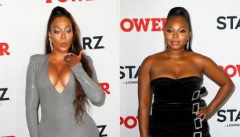 "La La Anthony & Naturi Naughton ""Power"" Premiere"