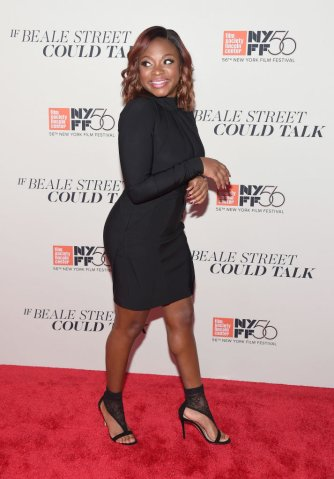 "56th New York Film Festival - ""If Beale Street Could Talk"""