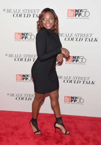 """56th New York Film Festival - """"If Beale Street Could Talk"""""""