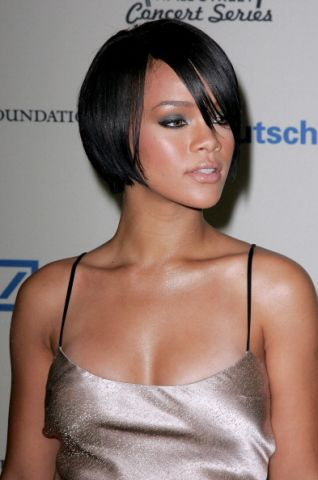 2007 Cipriani Wall Street Concert Series Presents Rihanna and Akon - Outside Arrivals