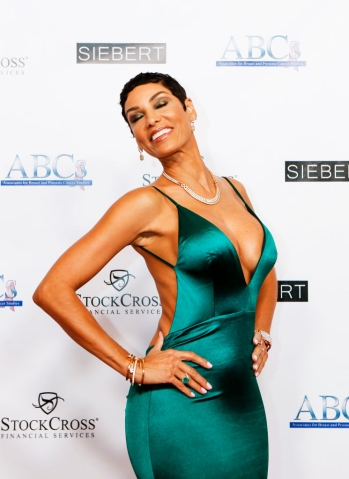 Associates For Breast And Prostate Cancer Studies' Annual Talk Of The Town Gala - Arrivals
