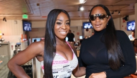 "OG And CECE's ""Basketball Wives"" Viewing Party"