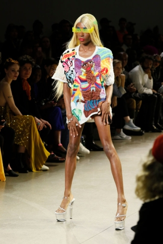 No Sesso - Front Row - September 2019 - New York Fashion Week: The Shows