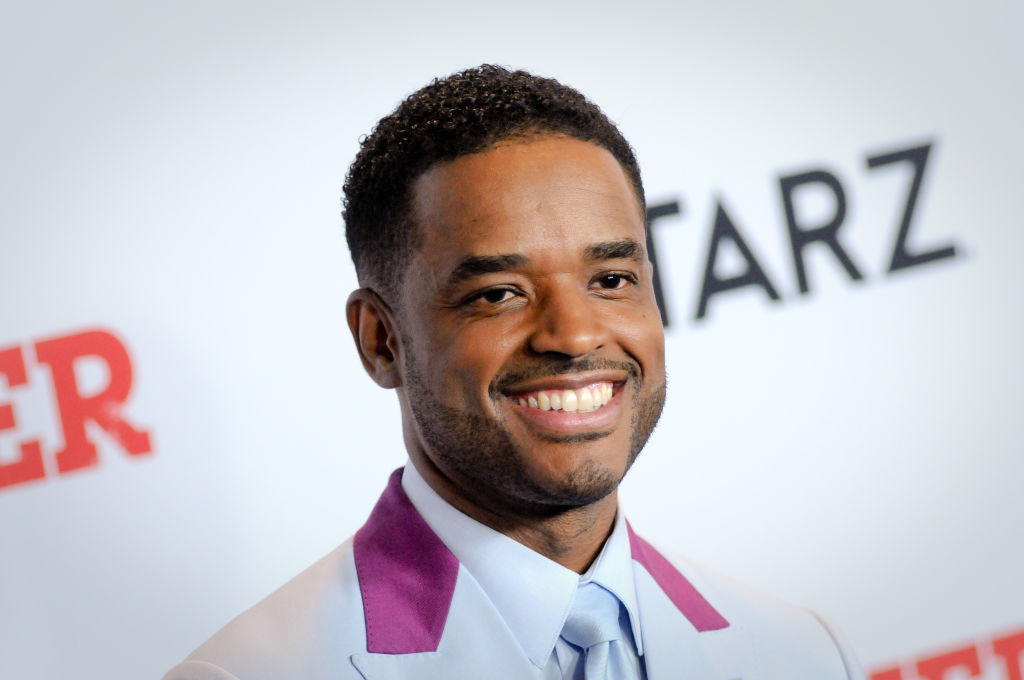 Larenz Tate attends the Power Final Season Premiere held at...