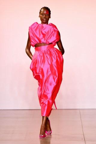 Christopher John Rogers - Runway - September 2019 - New York Fashion Week: The Shows