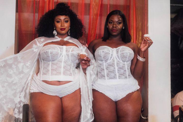 Nzinga Imani and Wondrea Yvette Gilmore