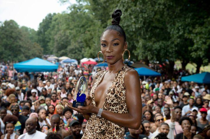 Atlanta Black Gay Pride's 8th Annual Pure Heat Community Festival