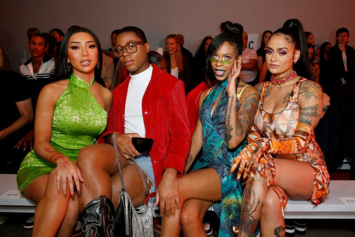 Kim Shui - Front Row - September 2019 - New York Fashion Week: The Shows