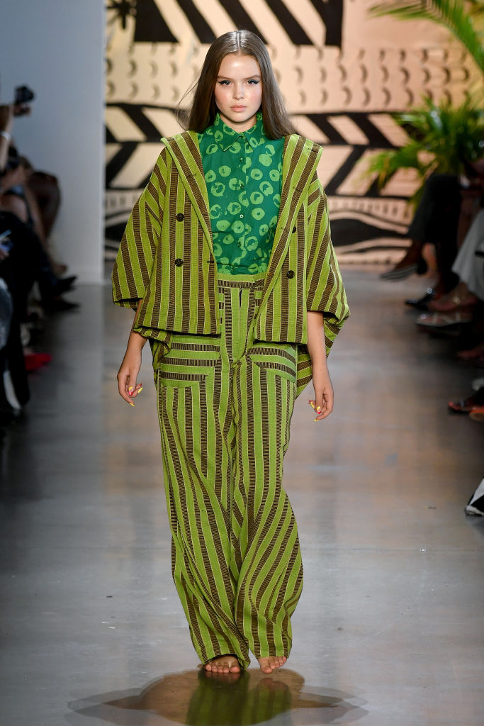 Studio 189 - Runway - September 2019 - New York Fashion Week: The Shows