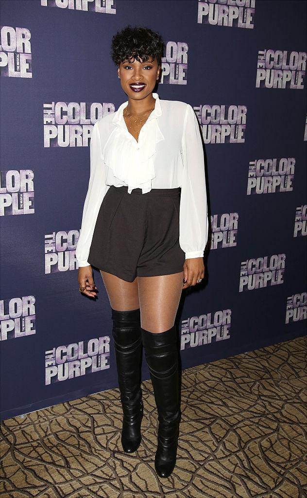 """The Color Purple"" Broadway Cast"