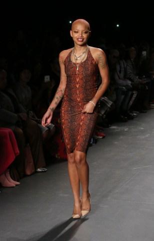 Laquan Smith - September 2019 - New York Fashion Week