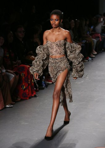 Laquan Smith - September 2019 - New York Fashion Week