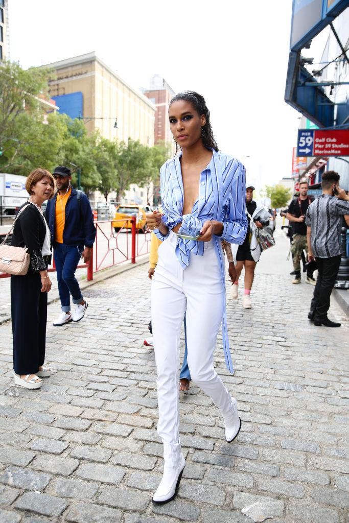 STREETSTYLE AT NEW YORK FASHION WEEK