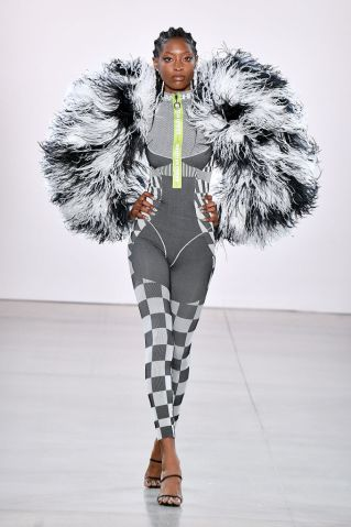 Christian Cowan - Runway - September 2019 - New York Fashion Week: The Shows